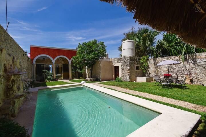 La Pequeña Hacienda en la Ermita - Mérida - House