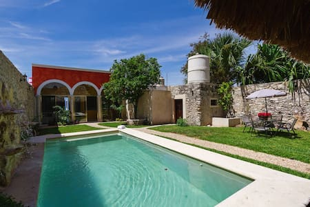 La Pequeña Hacienda en la Ermita - Mérida - 独立屋