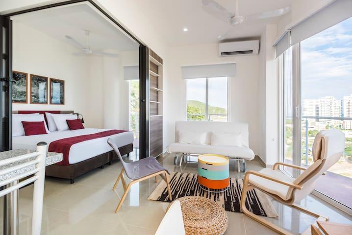 Apartamento Tayrona en Playa Salguero