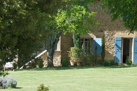 Un gîte en Provence Ventoux - Mormoiron - Casa