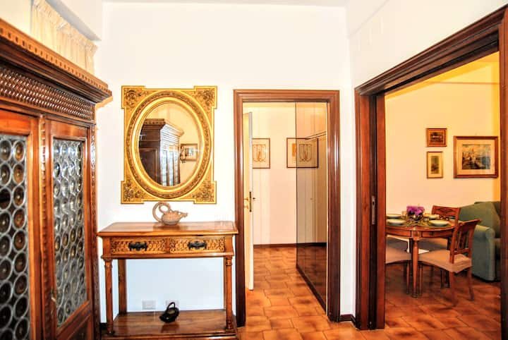 A charming apartment near Trastevere and Gianicolo