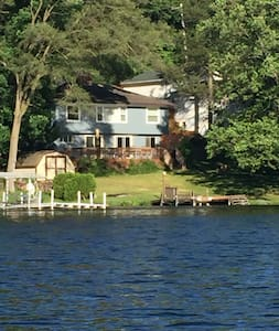 Peaceful Lake House on Hi-Land Lake. - Pinckney - Haus