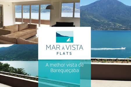FLAT MASTER 3 SUÍTES 200m2 - São Sebastião