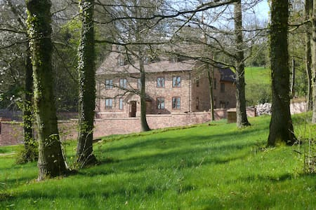 Luxurious rooms in traditional country house - Bosbury - Bed & Breakfast