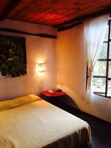 cuarto suite con baño privado, - Entre Rios - Bed & Breakfast