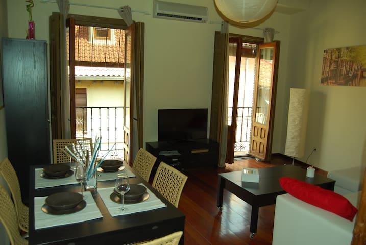 Apartamento de Lujo en Calle Mayor. - Alcalá de Henares - Huoneisto