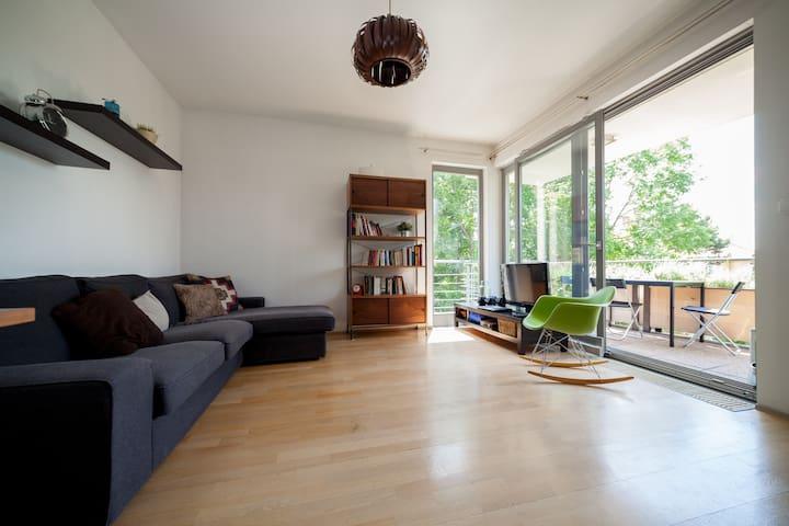 SALE! Luxury 1br+Balcony+Garage - Boedapest - Appartement
