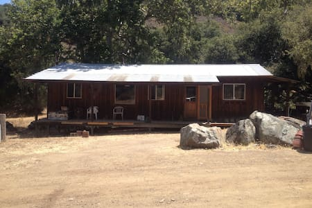 COUNTRY CABIN ALL PROPANE/sleeps 4