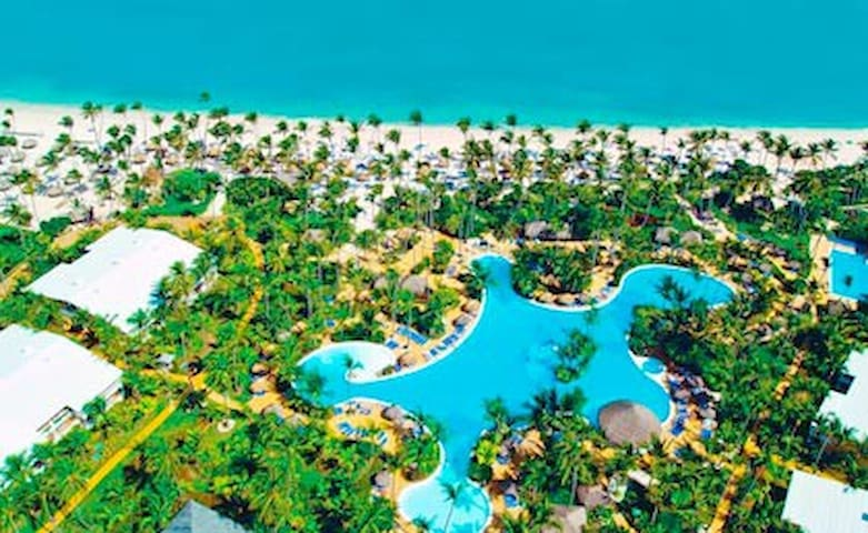 Melia Caribe Beach Punta Cana Resort Dominican Rep