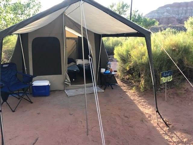 Tiny Travels-Adventure Package-Zion NP