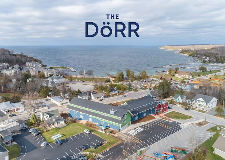 New Boutique Hotel in Downtown Sister Bay