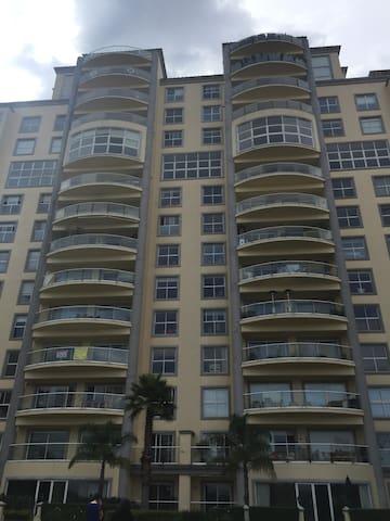 Great apartment with a view, Balcony, Garden - Naucalpan de Juárez - Guest suite