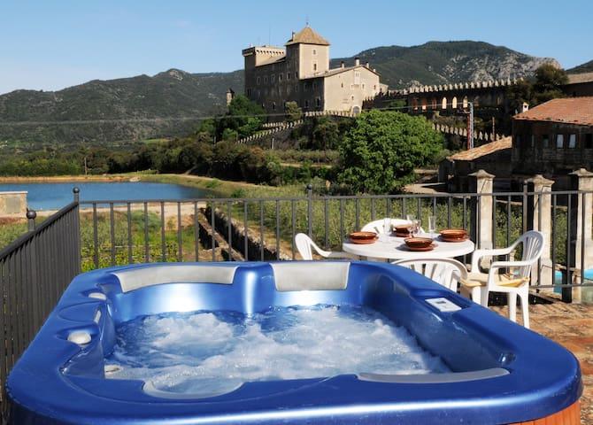 Castillo - Apartamento 6 pax - Vimbodí - ปราสาท