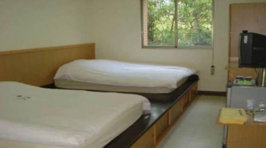 Yosemite-2+2 Quad Room - Guishan District - Rumah