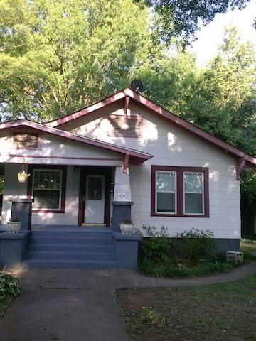 Arts & Crafts House - Greenville