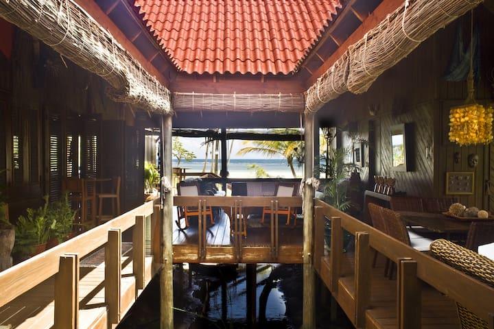 """""""Casa del Río"""" Portillo, Samaná, DR"""