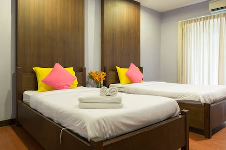Superior Twin bed Room - Bangkok