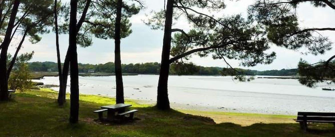 Maison de charme Golfe du Morbihan - Plougoumelen