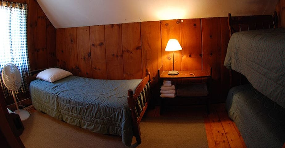 Over the bar 2- Room w/ shared bath - Waitsfield - Bed & Breakfast