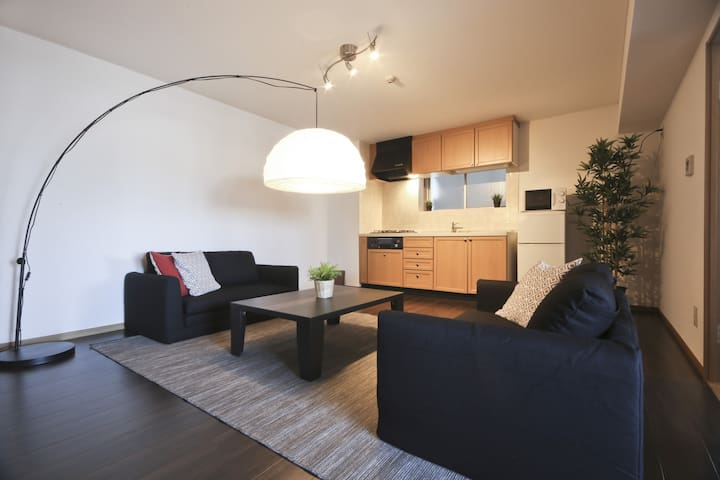 Beautiful Apt in City for 10 - Tokyo, Shinjuku ku - Apartment