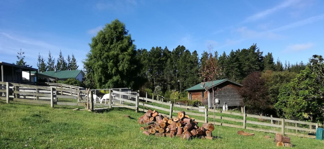 Valley Retreat, Mapua - Upper Moutere - Talo