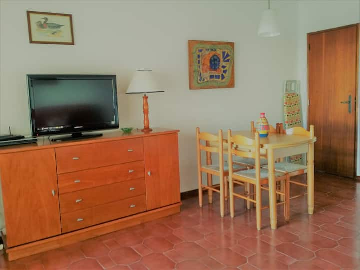 Cozy apartment 150m away from beach