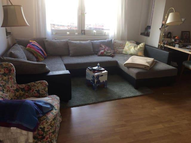 Helle, geräumige Wohnung im Zentrum von Aachen - Aachen - Apartmen