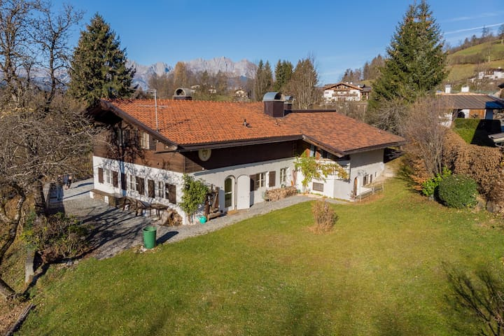 Lush Villa in Tyrol near Ski Area