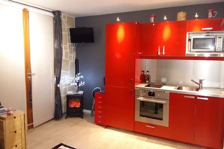 appartement en moyenne montagne - Hotonnes - 公寓