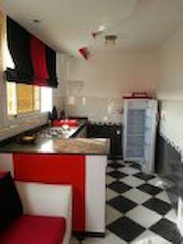 appartement prés de la mer - Imi Ouaddar - Byt