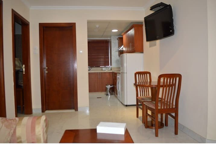 Great Serviced Hotel 1 bedroom apartment Sharjah - Sharjah - Service appartement