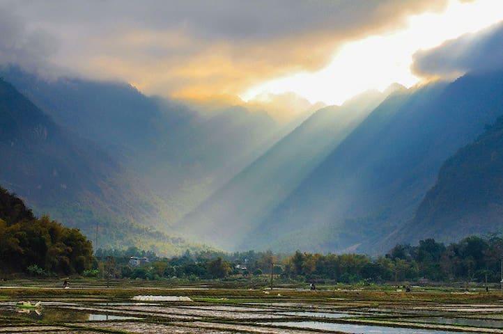 Mai Chau Fullzoom Farmstay