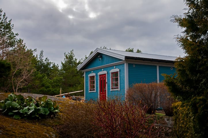 NEW Cozy Cabin - OUR NEW COTTAGE IS COMPLETED! - Boo - Casa