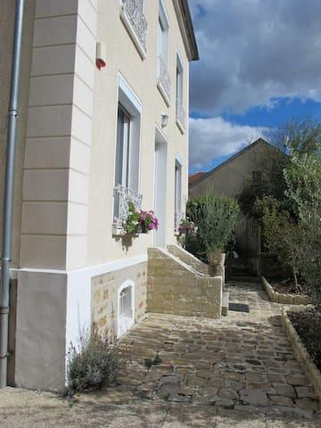 Au cœur de la Seine et Marne à Fontenay Trésigny