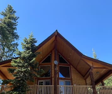 Family&Pet Friendly DuckCreek Cabin Zion/Brianhead