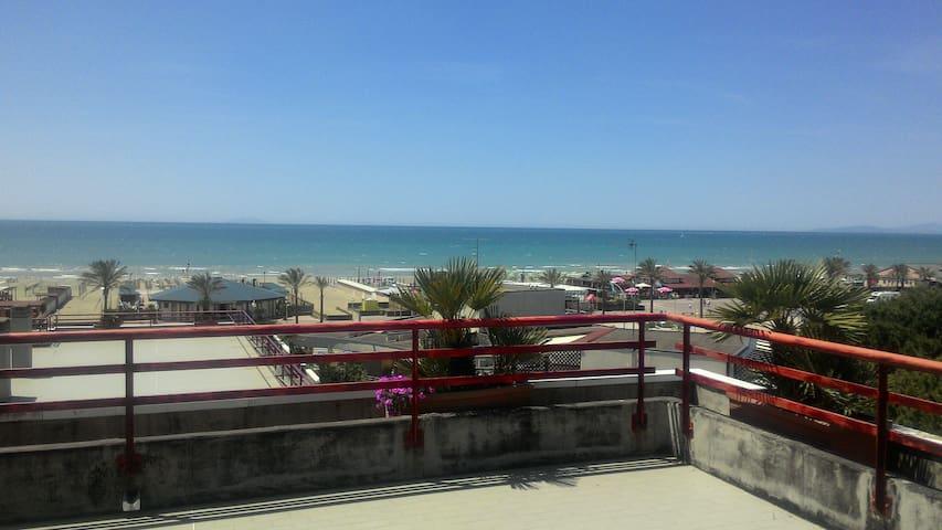 Piacevole monolocale 50mt dal mare