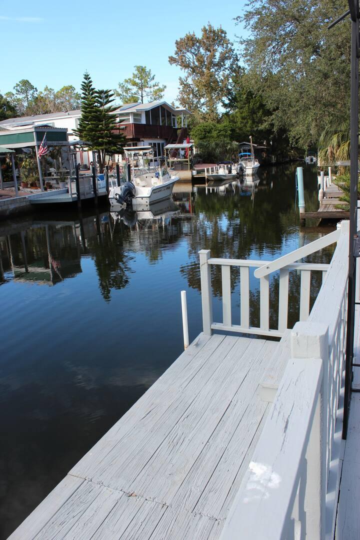Cozy River Fish Camp