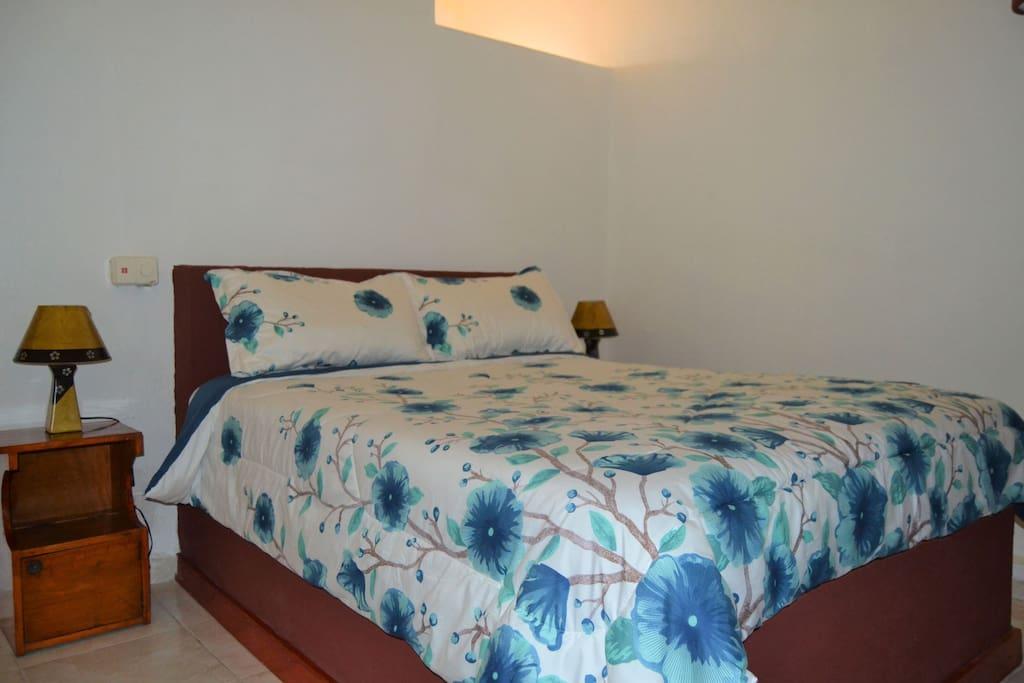 Dormitorio, ¡dulces sueños!