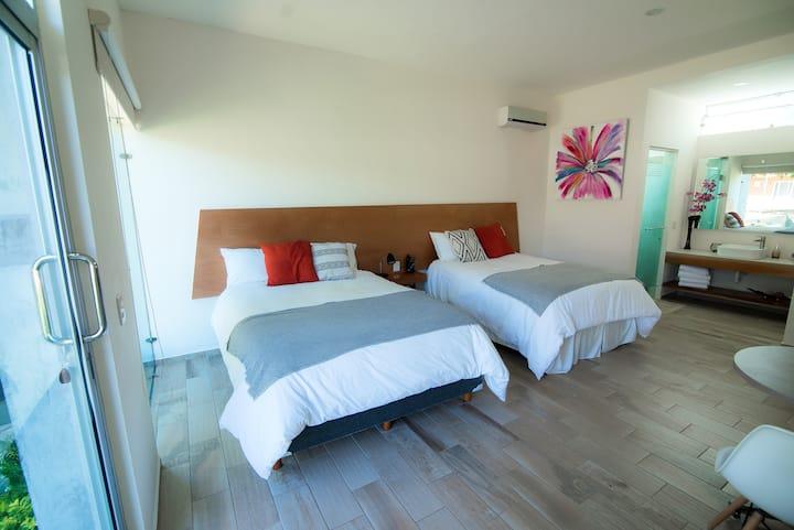 Siete Cielos Hotel en Santa Maria Del Oro