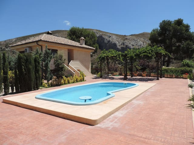 Flat in Country House. Alicante - Alcoy -  Millena