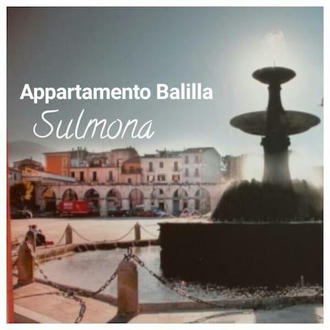 Appartamento Balilla - Sulmona - Wohnung
