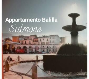 Appartamento Balilla - Sulmona - Apartamento