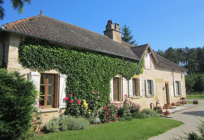 Boussagou - La Longère - Marminiac - Dům