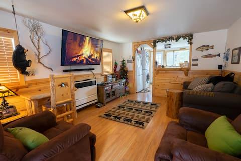 Bearly Home Cabin, Big Bear Lake, CA