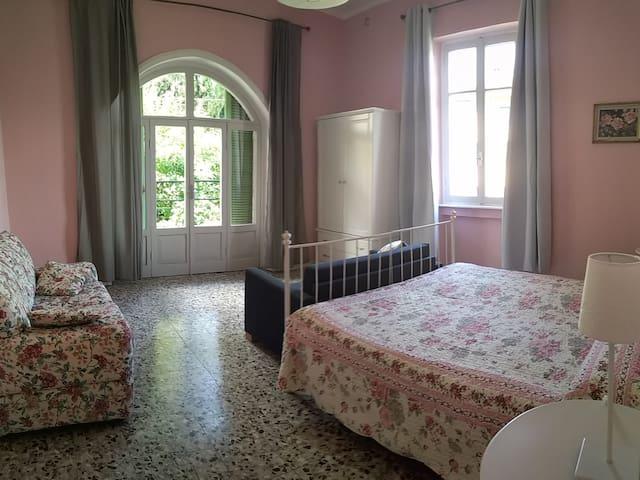 Casa Giulino... Vista Monti