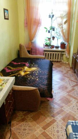 Комната в центре - Sankt-Peterburg