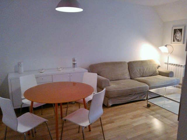 Confortable y soleado atico - Benavente - Apartment
