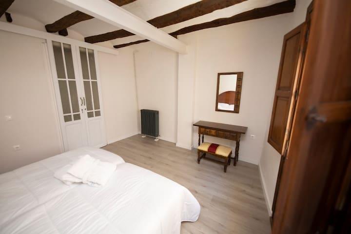 Casa Rural Pradas - Dormitorio