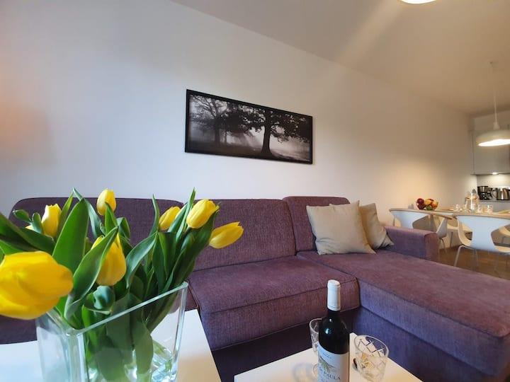 Apartament Polanki Park - 365PAM