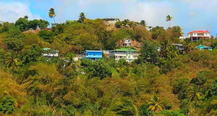 Morne Jaloux Apartments, enjoy breathtaking views!